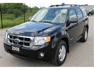 2008 Ford Escape *XLT* / V6 . 4WD . SUNROOF . POWER SEATS Kitchener / Waterloo Kitchener Area image 1