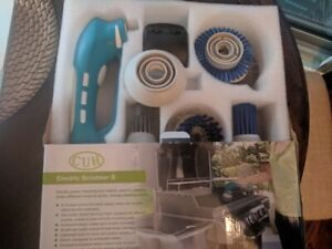 Cordless Power Scrubber for Bathroom Kitchen