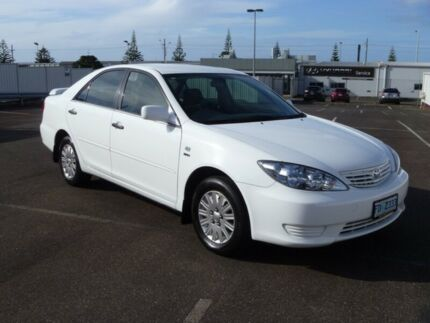 2005 Toyota Camry ACV36R 06 Upgrade Altise Limited White 4 Speed Automatic Sedan South Burnie Burnie Area Preview