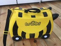 Great condition kids Trunki yellow