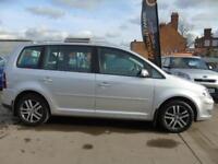 2007 Volkswagen Touran 1.9TDI 105PS 7seater SE full service long mot mint