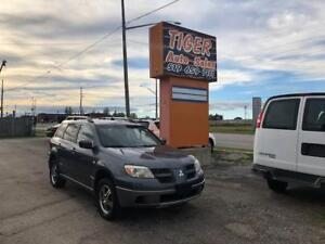 2005 Mitsubishi Outlander LS**AWD**ONLY 189 KMS**AS IS SPECIAL