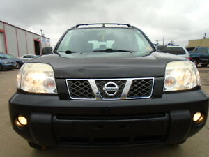2006 Nissan X-trail LE SPORT-4X4-SUNROOF-LEATHER--REMOTE STARTER