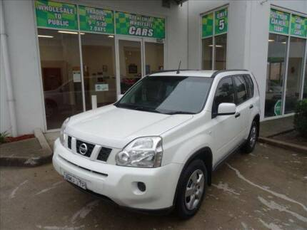 From $56 p/w ON FINANCE* 2009 Nissan X-trail Wagon Blacktown Blacktown Area Preview