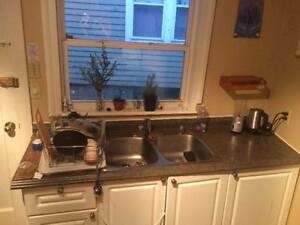 July 1st Sublet, Large Room on Allan Street $500/month total