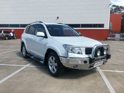 2008 Toyota RAV4 ACA33R Cruiser (4x4) White 5 Speed Manual Wagon Morayfield Caboolture Area Preview