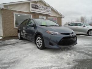 2017 Toyota Corolla LE | 3 TO CHOOSE FROM | Auto | Safety Sense