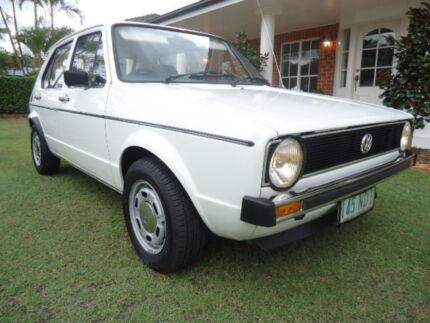 1977 Volkswagen Golf Hatchback Carindale Brisbane South East Preview