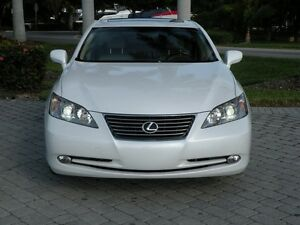 Lexus ES 350 Sedan, Tungsten Pearl, mint condition