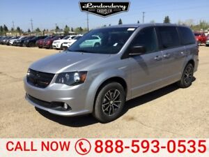 2018 Dodge Grand Caravan SXT                STOW&GO  POWER OPTIO