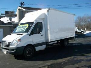 2011 Sprinter 3500 Freightliner Chassis