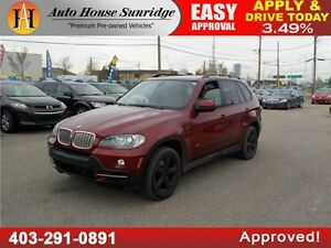 2009 BMW X5 AWD DIESEL 7 PASSENGER NAVIGATION 90 DAYS NO PAYMENT