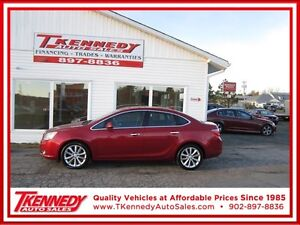 2012 BUICK VERANO / FULLY EQUIPPED /VERY LOW PAYMENTS OAC
