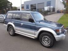 1993 Mitsubishi Pajero Wagon Automatic Smithfield Parramatta Area Preview
