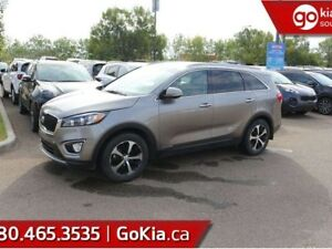 2017 Kia Sorento EX V6; AWD, BLUETOOTH, CAR STARTER, TOW PACKAGE