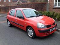 Renault 1.2 Petrol 5 Door Clio