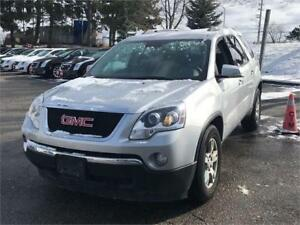 2012 GMC ACADIA SLE ALL WHEEL DRIVE, MINT CONDITION! LIKE NEW!!!