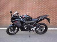 2017 HONDA CBR 125 R F 2017 BIKE ONLY FEW MONTHS OLD