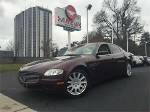 2007 Maserati Quattroporte 133000km Clean Carproof ~ No Accident