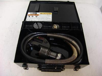 Burndy Y750 Hydraulic Cable Wire Crimper Revolver Hypress