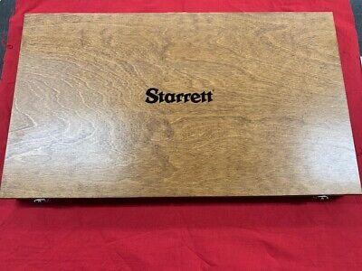 Starrett 935 Wood Case 12300mm For 216z-12 436z-12  In Stock Vintage