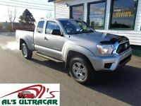 2014 Toyota Tacoma 4x4 Ext Cab loaded only $229 bi-weekly!