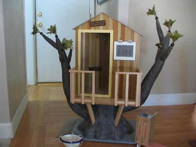 American Girl Retired Kit's Treehouse EUC