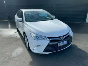 2015 Toyota Camry ASV50R Altise White 6 Speed Sports Automatic Sedan Invermay Launceston Area Preview