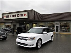 2017 Ford Flex LIMITED AWD - 7 PASSENGER ECO BOOST