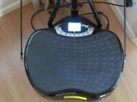 Vibration Plate Vibrapower Pro