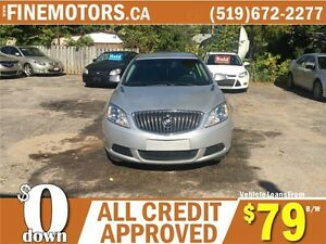 2012 BUICK VERANA * LEATHER * HEATED SEATS * CAR LOANS FOR ALL London Ontario image 4