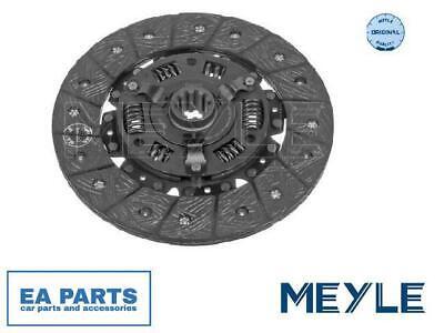 Clutch Disc for BMW MEYLE 317 228 1000