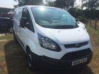 2016 Ford Transit Custom 2.0 TDCi 105ps Low Roof Van 4 door Panel Van