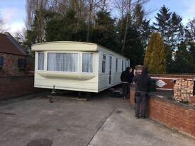 Pemberton Novella Static Caravan 35x12