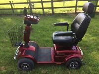 Rascal Pioneer 8mph Mobility Scooter - fantastic condition