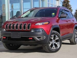 2014 Jeep Cherokee Trailhawk 4dr 4WD