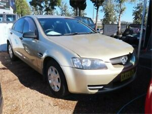 2006 Holden Commodore VE Omega Gold 4 Speed Automatic Sedan Minchinbury Blacktown Area Preview