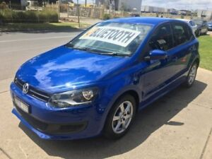 2012 Volkswagen Polo 6R MY13 77 TSI Comfortline 7 Speed Auto Direct Shift Hatchback