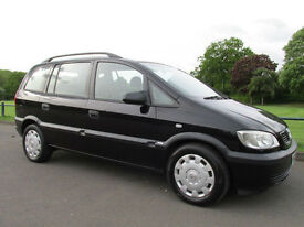 2004 (04) Vauxhall/Opel Zafira 1.6i 16v Life ***CREDIT/DEBIT CARDS ACCEPTED***