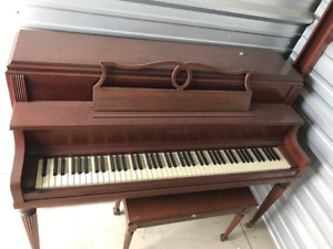 Heintzman and Co. Upright Piano
