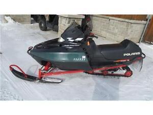 2001 Polaris XCSP 600 WAS $2895.00 NOW $2495.00+HST+Fuel+License