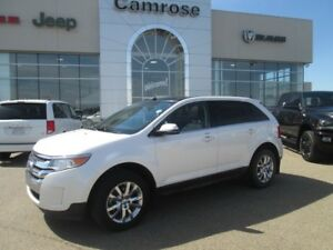 2012 Ford Edge Limited Leather Seats, Heated Seats, Navigation,