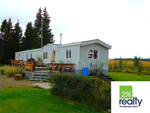 Solar & Wind Power- Self Sufficient Acreage– Listed By 2% Realty