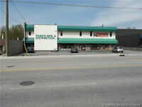 Warehouse retail space for lease