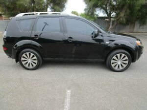 2006 Mitsubishi Outlander ZG XLS 6 Speed CVT Auto Sequential Wagon Clearview Port Adelaide Area Preview