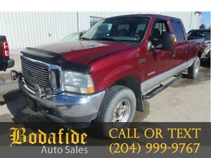 2004 Ford Super Duty F-350 SRW Lariat