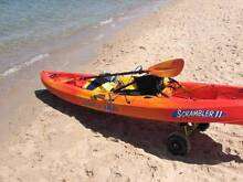 Ocean Kayak in Great Condition Fitzroy North Yarra Area Preview