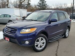 2010 Hyundai Santa Fe GL w/Sport BLUETOO SUNROOF,RUNNING BOARDS,