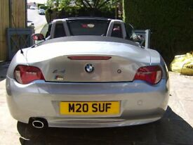 BMW Z4 with Mupgrades