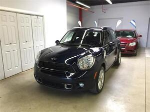 MINI COOPER COUNTRYMAN S ALL4 2012